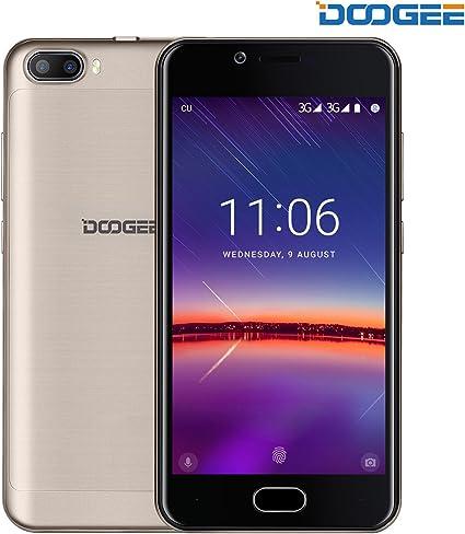 Moviles Libres, DOOGEE SHOOT2 Smartphone Libre sin Bloqueo de SIM ...