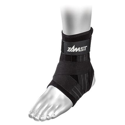 0de0beea0457c Zamst A1 Left Ankle Brace, Black