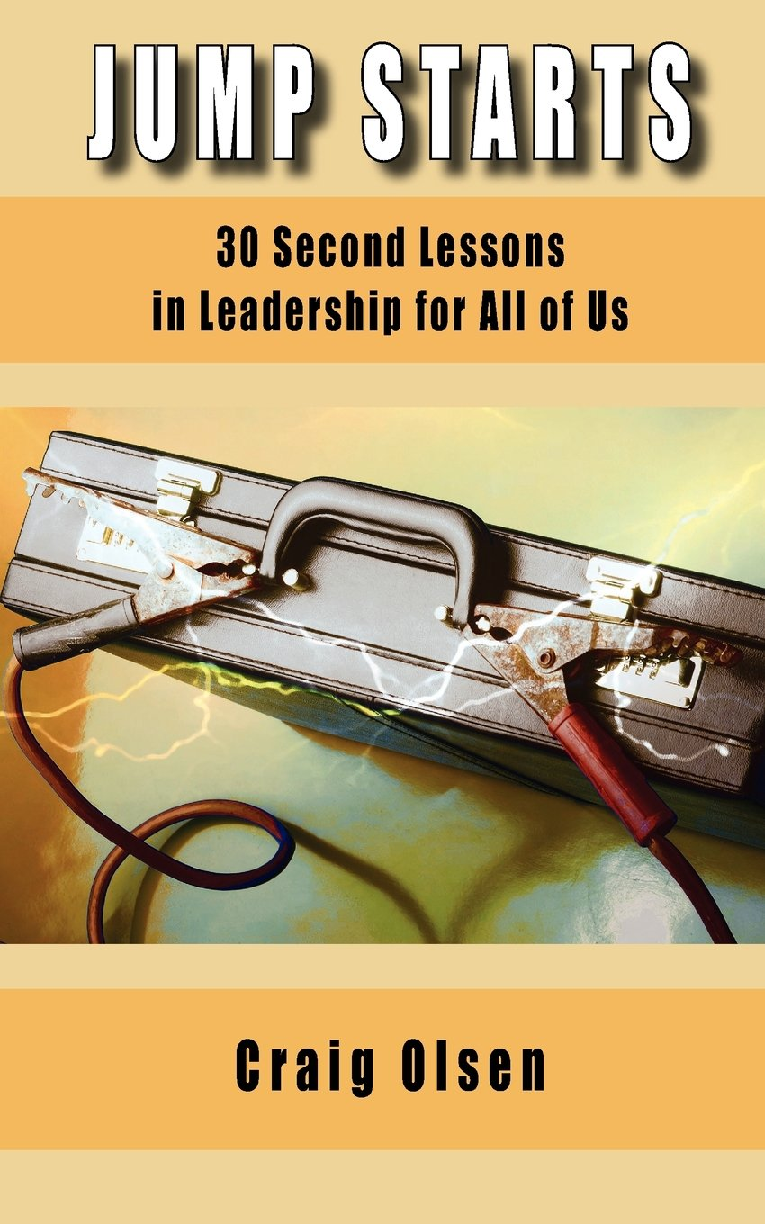 Read Online Jump Starts- 30 Second Lessons in Leadership for All of Us ebook