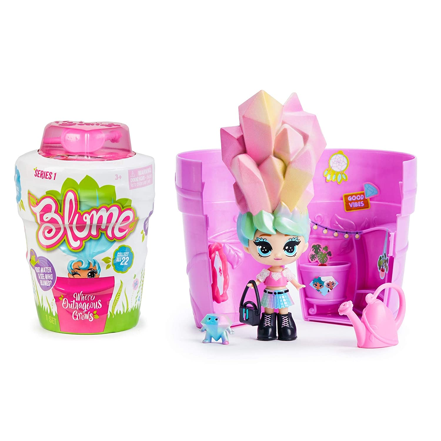 Skyrocket Blume Doll - Add Water & See Who Grows
