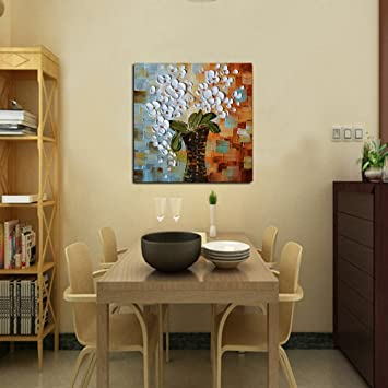 Asdam Art 100 Hand Painted 3D Paintings Beauty Of Life Modern
