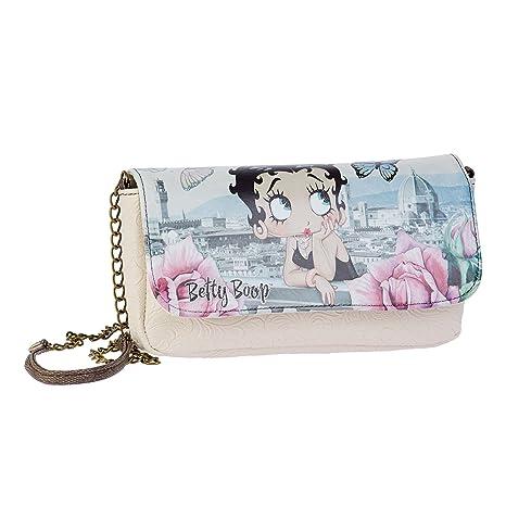 Betty Boop 59643 - Bolso de mano con tapa: Amazon.es ...