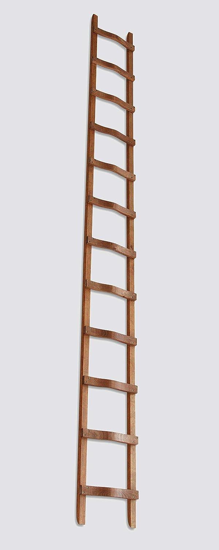 Krause 804426 Dachleiter Holz 12 Sprossen