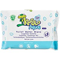 Kangdoo Pack met 50 reinigingsdoekjes, veelzijdig inzetbaar, 99% aqua-water, 6 stuks