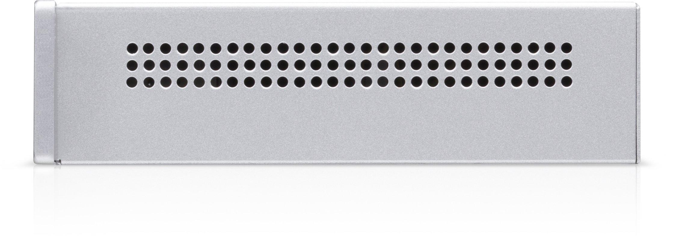 Unifi Security Gateway Pro 4-Port 4 Rack mount design Convenient VLAN support Form Factor: Rack-mountable
