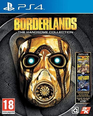 Borderlands: The Handsome Collection [Importación francesa ...