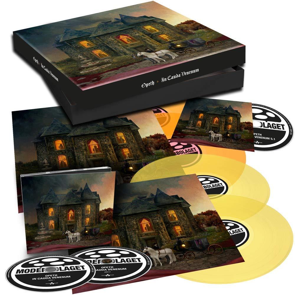 In Cauda Venenum - English Version : Opeth, Opeth: Amazon.es: Música