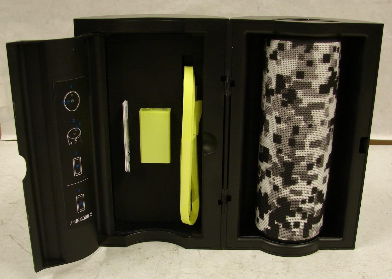 UE BOOM 2 Wireless Bluetooth Speaker Waterproof//Shockproof CUBIC NIGHT