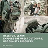 Be Mindful Retro Scout Baby Carrier Backpack in