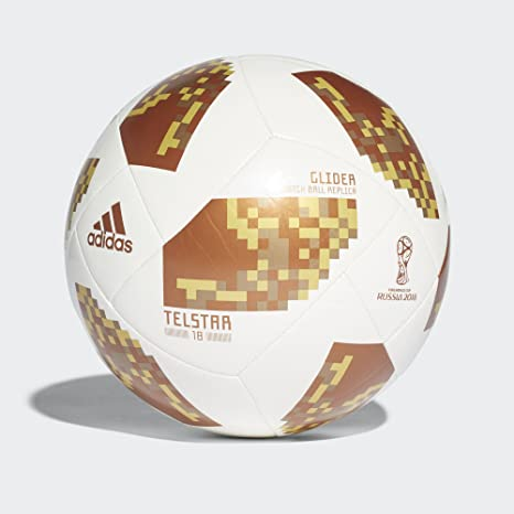 adidas Telstar 2018 - Pelota de fútbol Unisex (Talla 4), Color ...