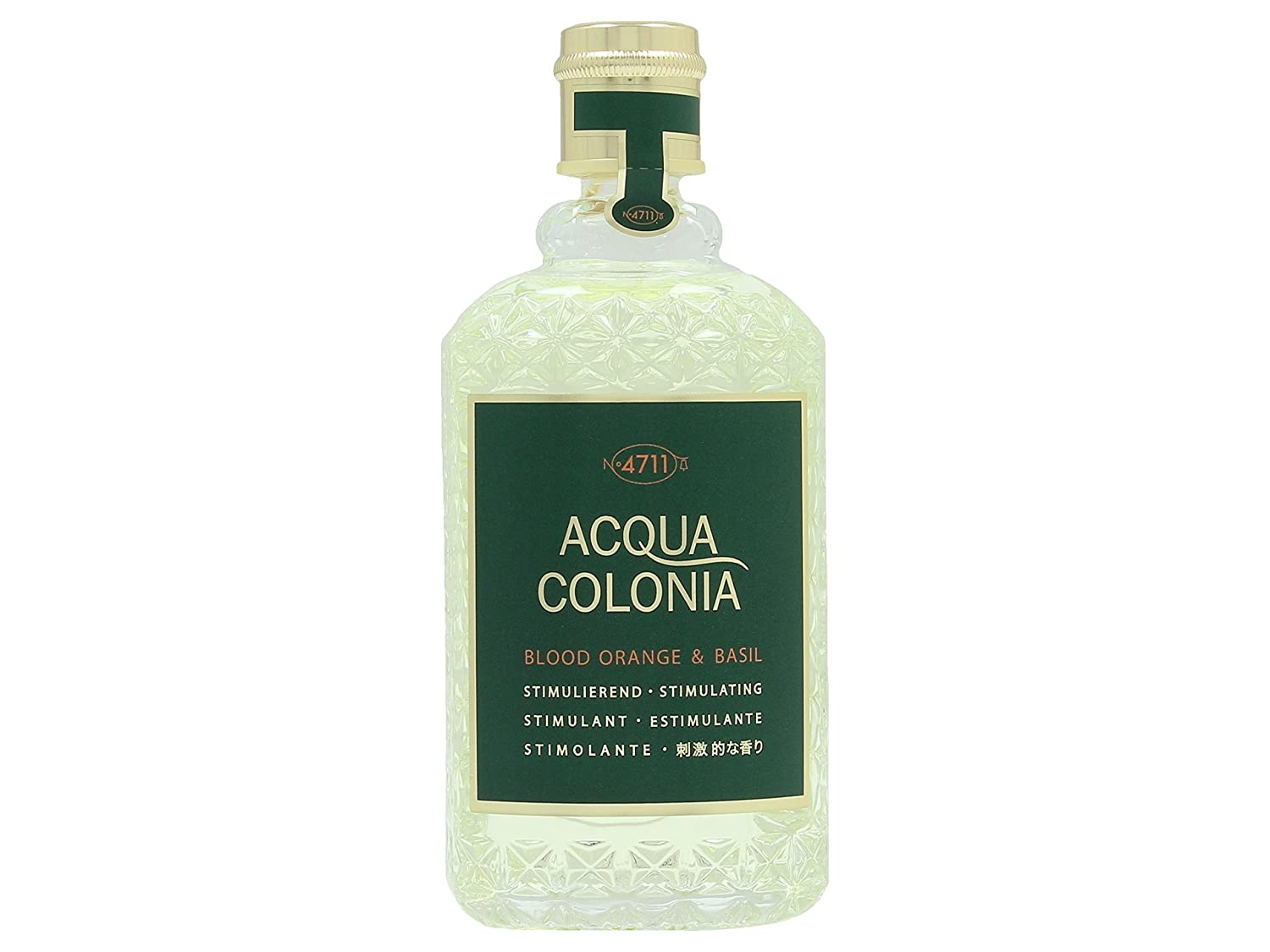 4711 ACQUA COLONIA by 4711 for WOMEN: BLOOD ORANGE & BASIL EAU DE COLOGNE SPRAY 5.7 OZ 2361240