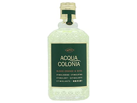 4711 Acqua Colonia Blood Orange & Basil Agua de Colonia Vaporizador - 170 ml