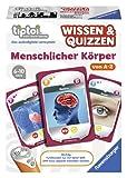 Ravensburger 00753 - tiptoi Spiel Wissen & Quizzen: Menschlicher Körper