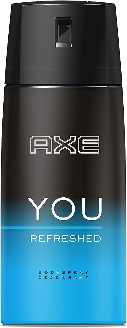 AXE Desodorante Bodyspray Refreshed - 3 Paquetes de 150 ml - Total: 450 ml: Amazon.es: Belleza
