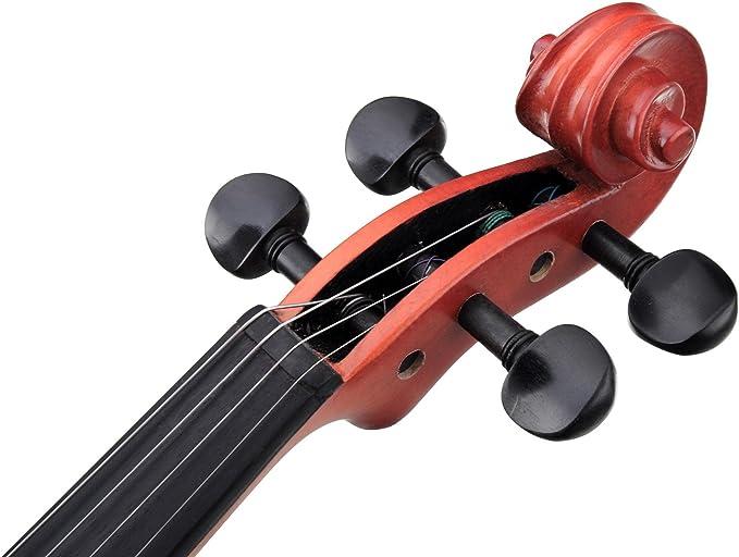 Classic Cantabile EV-90 violino elettrico naturale opaco