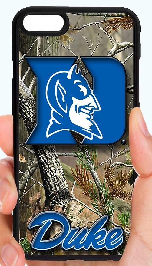 size 40 74558 aba5e Amazon.com : Duke Blue Devils Camo Camouflage Phone Case Cover ...