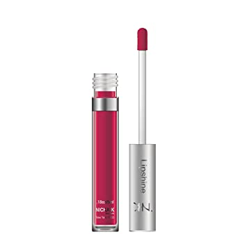 "Nicka K Lipshine ""Too Hot A61, Cosmetics, vibrant colors,"