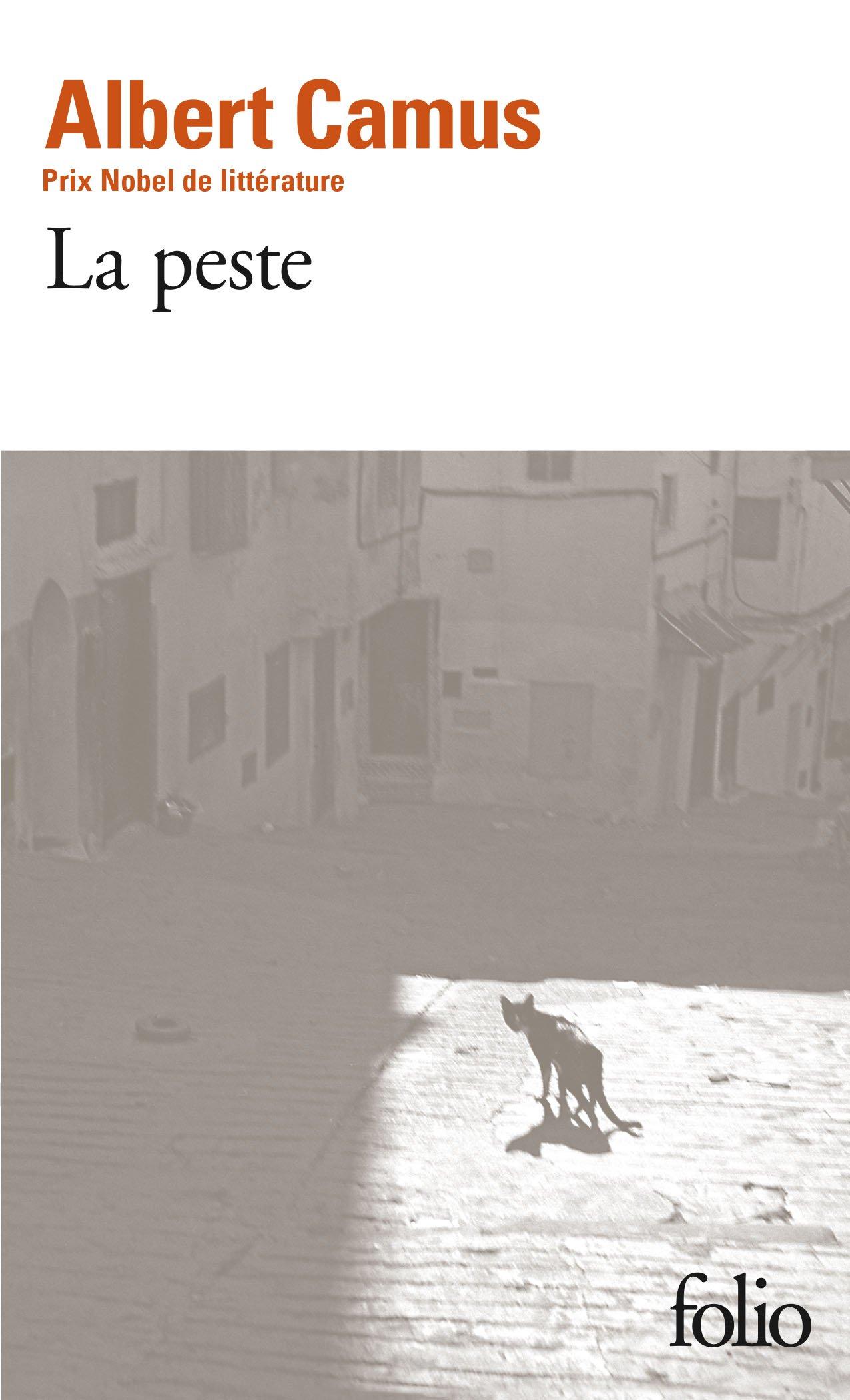 Amazon.fr - La peste - Albert Camus - Livres