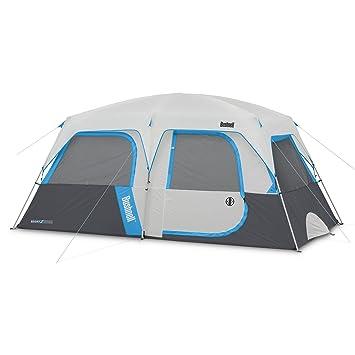 Bushnell Sport Series 14u0027 x 8u0027 Cabin Tent ...  sc 1 st  Amazon.com & Amazon.com: Bushnell Sport Series 14u0027 x 8u0027 Cabin Tent Sleeps 8 ...