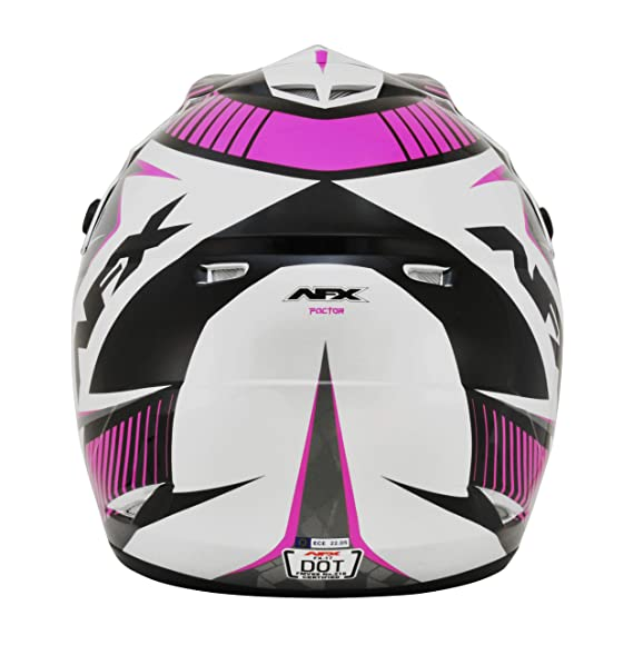 Amazon.com: AFX FX-17 Factor - Casco, XL: Automotive