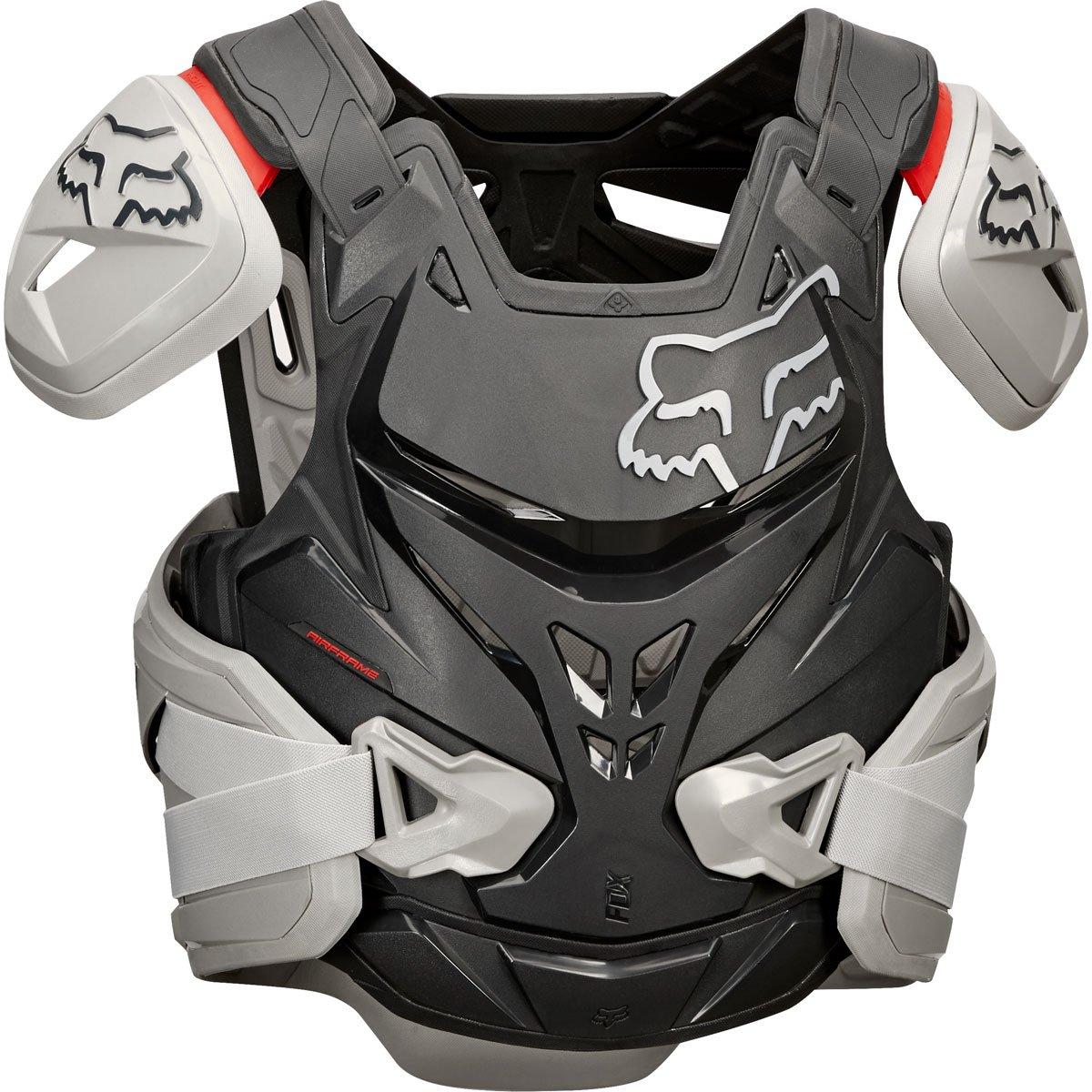 Fox Racing Airframe Pro Jacket CE-Grey-S/M