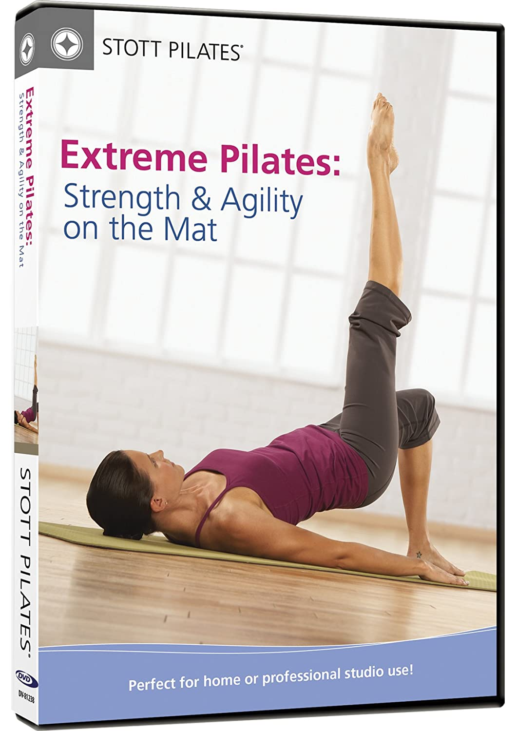 STOTT PILATES Extreme Pilates - Strength and Agility on the Mat