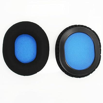 Amazon.com: Cojín almohadillas para orejas de repuesto para ...