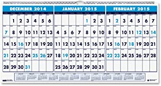 product image for HOD3648 - House of Doolittle 3-Month Horizontal Wall Calendar