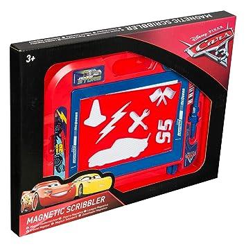 Cars DSC8-4217 Medium Magnetic Scribbler Multicolour