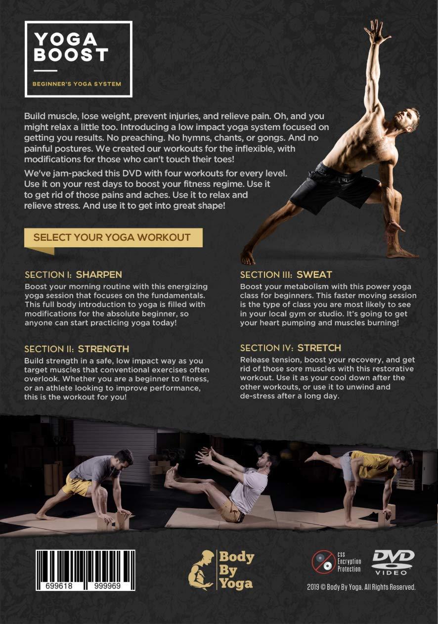 power yoga per una rapida perdita di peso