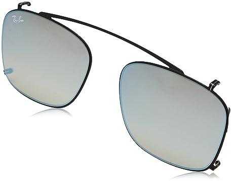 280c6adcb1f Amazon.com  Ray-Ban Men s RX7131C Eyeglasses Black Mirror Gradient ...