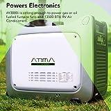 Atima AY3000i 3000 Watt Small & Quiet Portable
