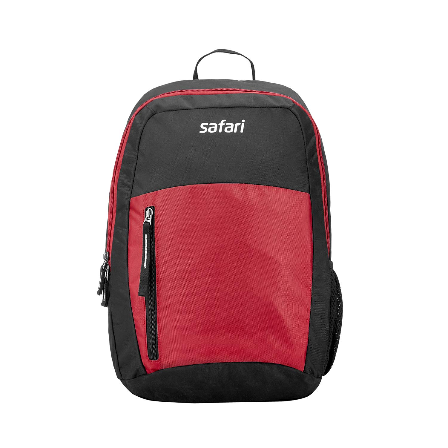 Safari 26 Ltrs Red Casual Backpack