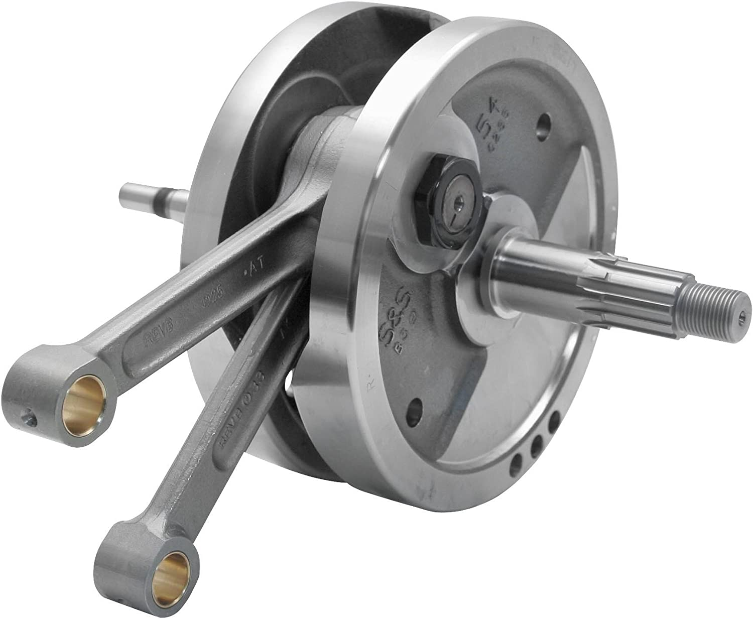 S/&S Cycle 4-5//8 Flywheel Assembly 32-2230