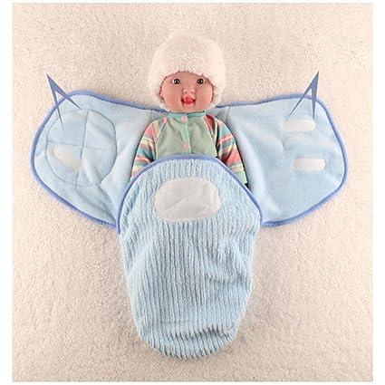 Doble de grosor Sleeper vestido vibola bebé manta saco de dormir bebé y niños pijama bolsillo