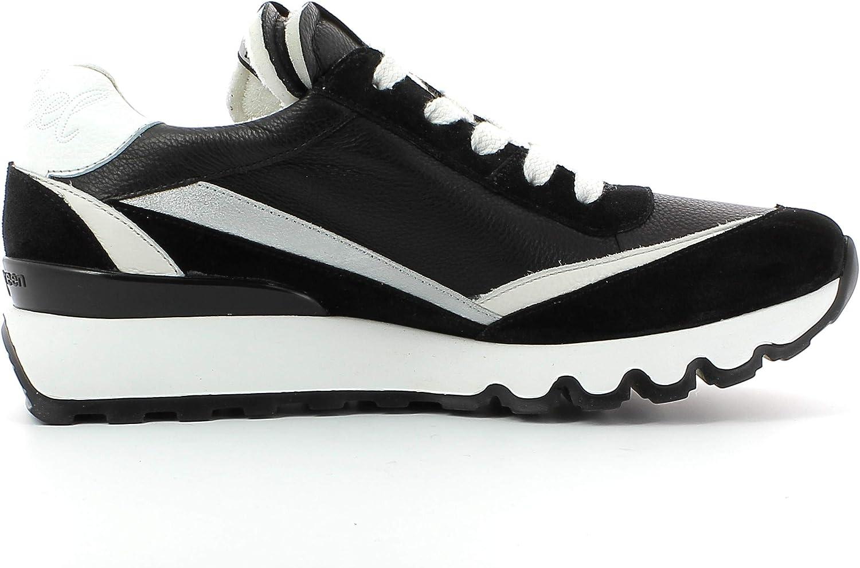 Frauen Low-Top Sneaker lose Einlage Paul Green Damen Sneaker 4954