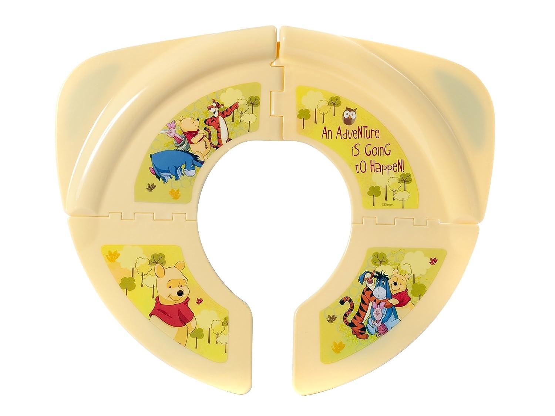 OKT Disney Winnie Sitzverkleinerer VC Reise Faltbar, gelb OKT8475