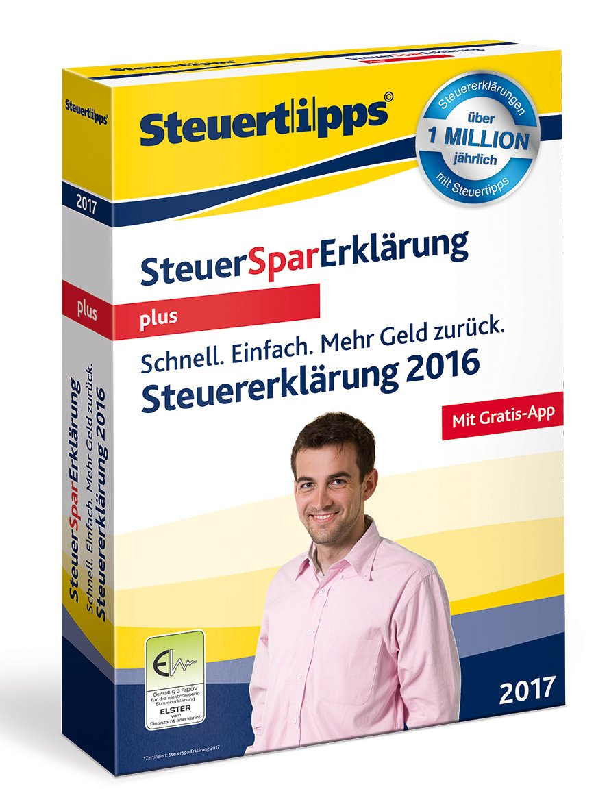 Promote steuer spar erklaerung 2017 german tiw