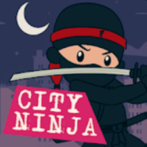 Ninja in the city - run and jump!:Amazon:Appstore