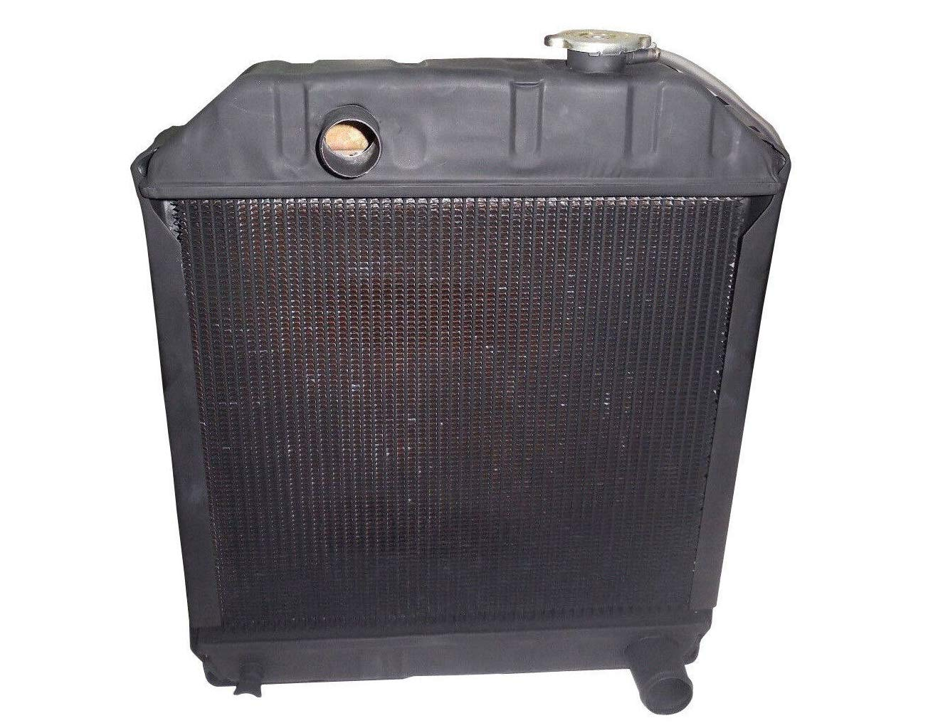 Bargain New Cheap mail order specialty store Ford Tractor C7NN8005N Radiator 3910 5 420 4110 515 445 4610