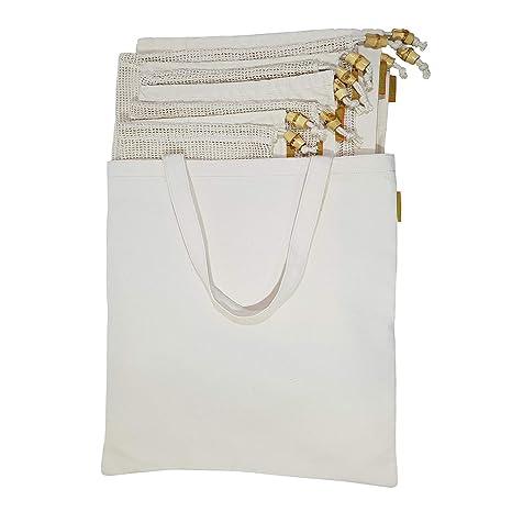 16c8328efa2 Amazon.com  Reusable Produce Bags