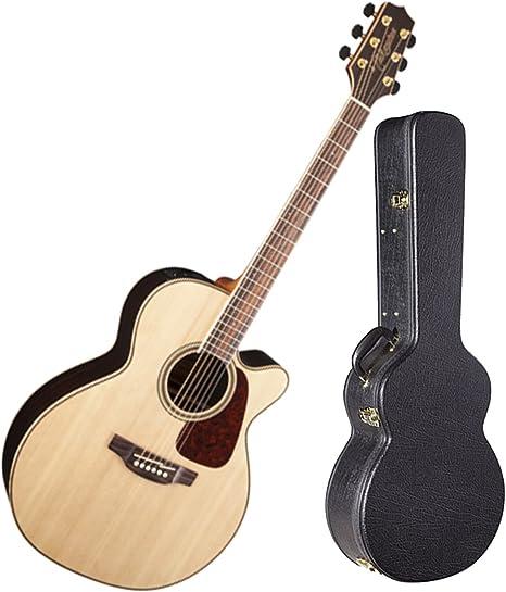 TAKAMINE gn93ce-nat brillante Natural NEX acústica guitarra ...