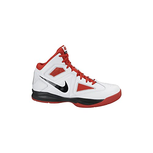 Nike Zoom Born Ready - Zapatillas de baloncesto para hombre, color blanco, talla 45.5: Amazon.es: Zapatos y complementos