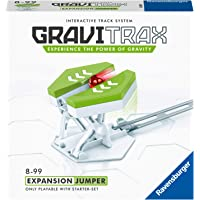 Ravensburger GraviTrax Jumper Accessory - Marble Run and STEM Toy for Boys and Girls Age 8 and Up - Expansion for 2019 Toy of The Year Finalist GraviTrax
