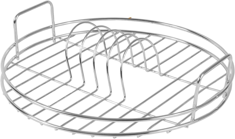 Delfinware Escurridor circular de acero inoxidable