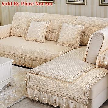 Excellent Amazon Com Plush Sofa Slipcovers Anti Slip Quilted Dailytribune Chair Design For Home Dailytribuneorg
