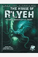 The House of R'lyeh: Five Scenarios Based on Tales by H.P. Lovecraft (Call of Cthulhu roleplaying) Perfect Paperback