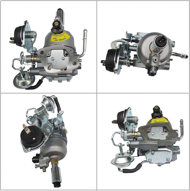 Morii New Carburetor 541-0765 141-0983 for Onan Gasoline Marquis HGJ Series for Onan RV Generator 5410765 48-2042 for Onan 5500 HGJAA HGJAB-901D