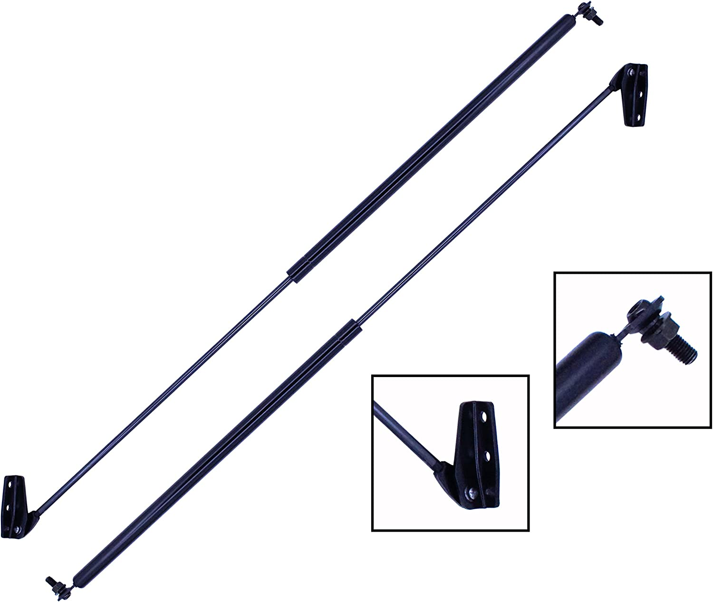 2 Pcs Hatch Lift Supports for 1995-1999 Mitsubishi Eclipse Non-Convertible and Eagle Talon 4952