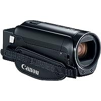 Filmadora Vixia HF R80, Canon 123456, Preto